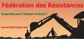 FdR : Fédération des Résistances